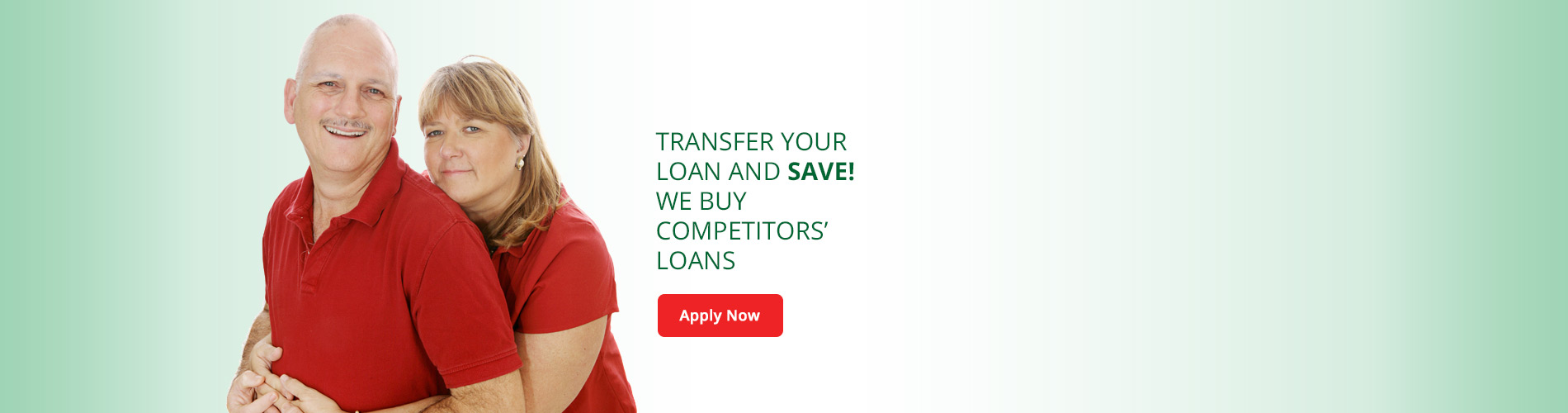 We buy competitors loans