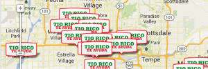 Tio Rico Locations