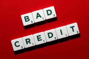 Bad Credit Graphic