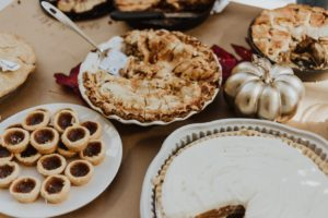 Thanksgiving Table